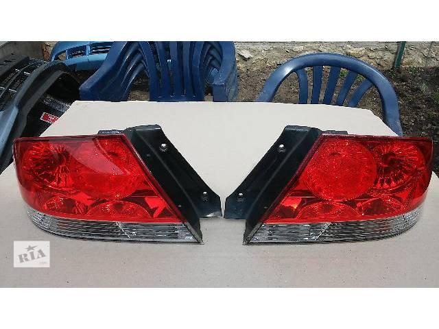 купить бу Фонарь задний левый для легкового авто Mitsubishi Lancer 9 в Тернополе