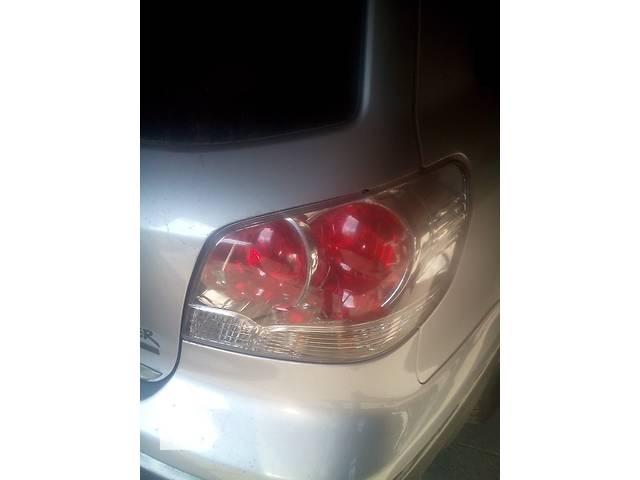 Фонарь задний для легкового авто Mitsubishi Outlander- объявление о продаже  в Краснограде