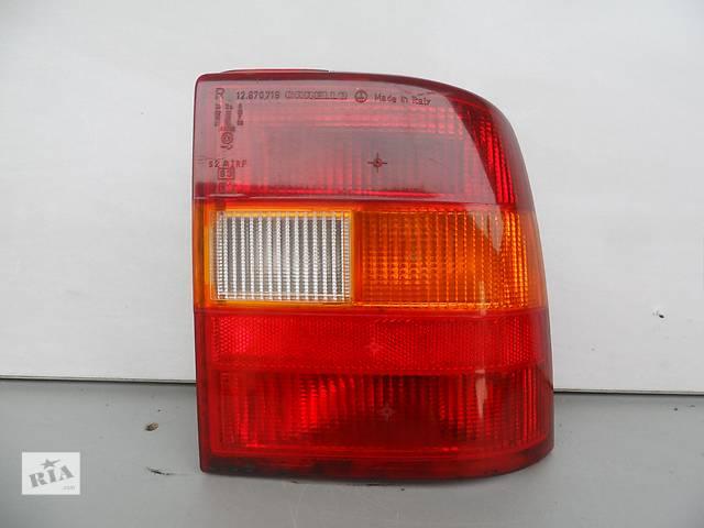 Фонарь задний для легкового авто Opel Vectra A (1988-1992) дорестайл- объявление о продаже  в Луцке