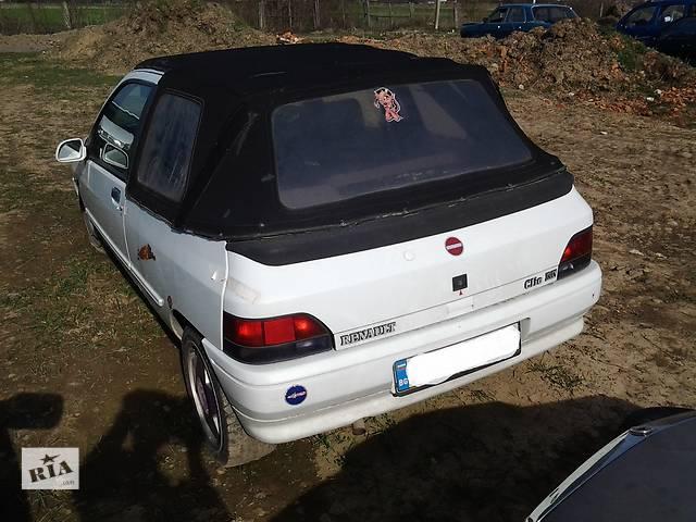 купить бу  Фонарь задний для легкового авто Renault Clio в Ужгороде