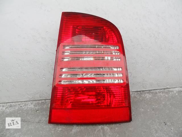 бу Фонарь задний для легкового авто Skoda Octavia Combi (2000-2010) правый в Луцке