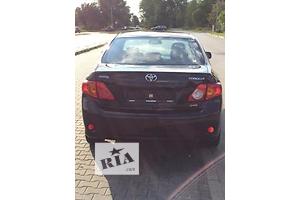 Фонари задние Toyota Corolla