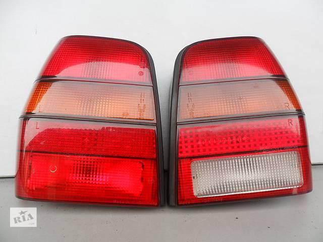 бу  Фонарь задний для легкового авто Volkswagen Polo 2 (1991-1994) рестайл в Луцке