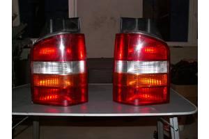 Фонари задние Volkswagen T5 (Transporter)