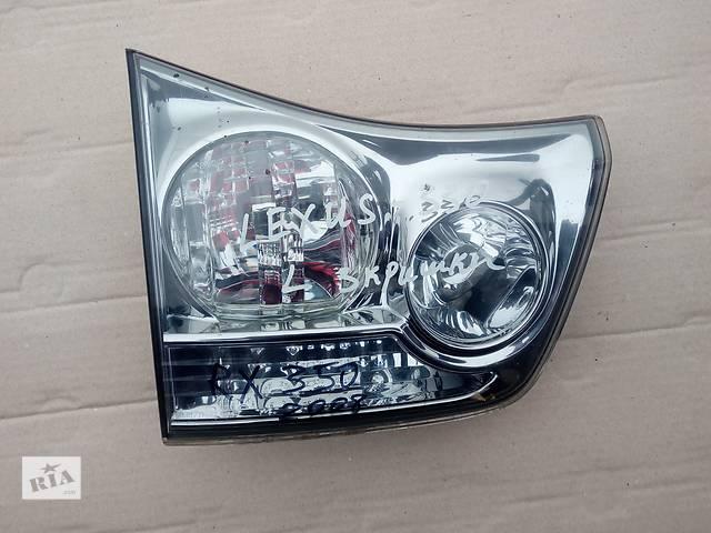 продам фонарь задний для Lexus RX 2005 бу в Львове