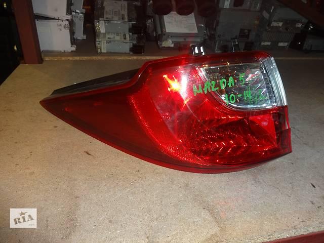 продам фонарь задний для Mazda 5 2010-14 бу в Львове