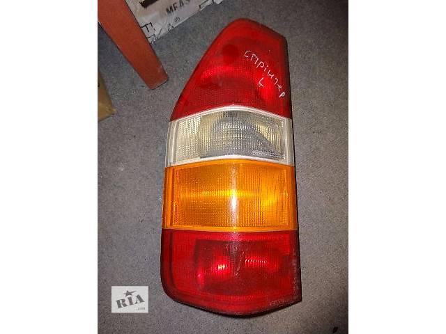 купить бу фонарь задний для Mercedes Sprinter, 2001 в Львове