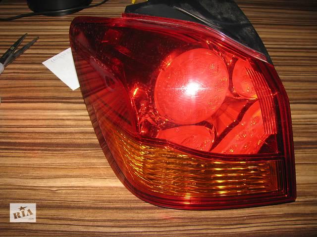 бу фонарь задний для Mitsubishi ASX 2010-12 в Львове