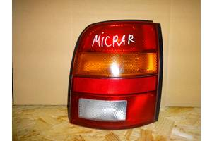 б/у Фонарь задний Nissan Micra
