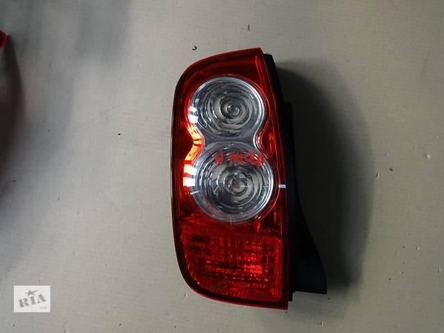бу фонарь задний для Nissan Micra 2003-10 в Львове