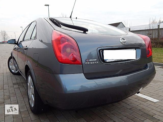 продам Фонарь задний для хетчбека Nissan Primera 2002 бу в Львове