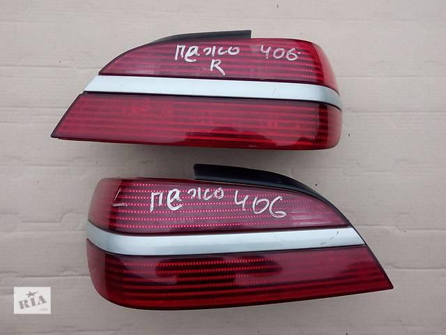продам фонарь задний для Peugeot 406 1999 бу в Львове