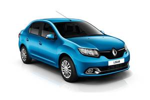 Новые Фонари задние Renault Logan