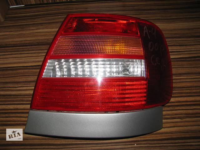 фонарь задний для седана Audi A4 B5 2000- объявление о продаже  в Львове