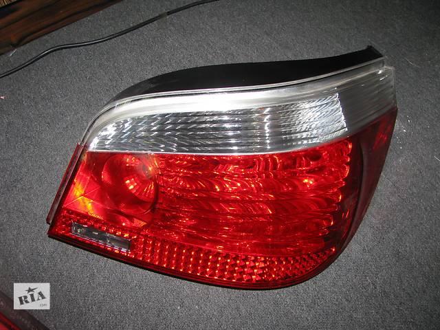 продам фонарь задний для седана BMW 5 Series E60 2003-07 бу в Львове