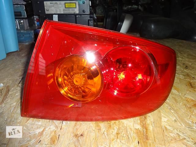 купить бу фонарь задний для седана Mazda 3 2003-09 в Львове