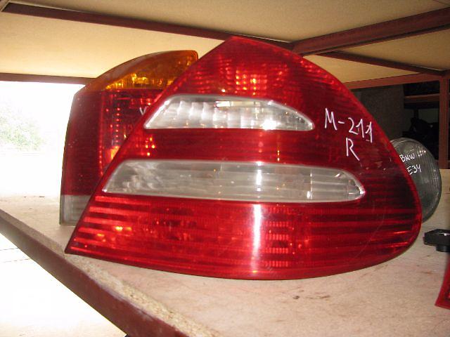 фонарь задний для седана Mercedes E211, 2002-06- объявление о продаже  в Львове