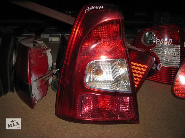 бу фонарь задний для седана Renault, Dacia, Logan 2005-10 в Львове