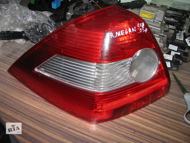 фонарь задний для седана Renault Megane 2002-06- объявление о продаже  в Львове
