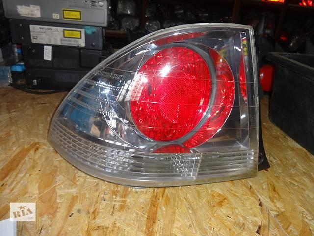 бу фонарь задний для седана Toyota Altezza 1998-05 в Львове