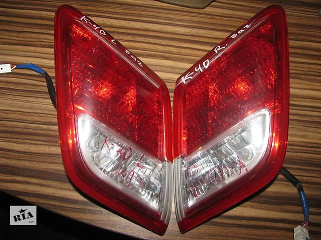 фонарь задний для седана Toyota Camry 40 2008- объявление о продаже  в Львове