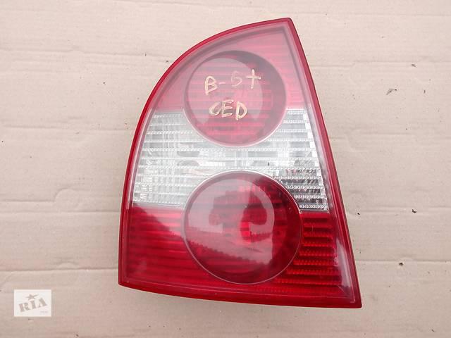 бу фонарь задний для седана Volkswagen Passat B5 2003 в Львове