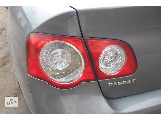 купить бу Фонарь задний для седана Volkswagen Passat B6 2005 в Львове