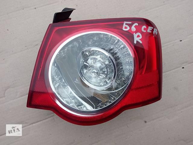 продам фонарь задний для седана Volkswagen Passat B6 2006 бу в Львове