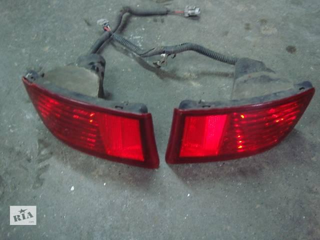 купить бу фонарь задний для Toyota Land Cruiser Prado 120 2006 в Львове