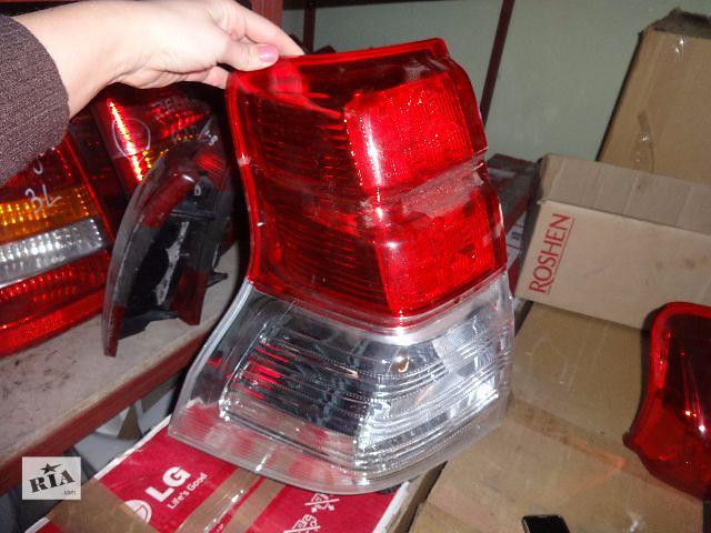 бу фонарь задний для Toyota Land Cruiser Prado 150, 2013 в Львове