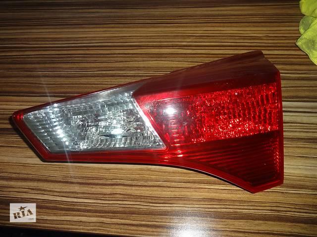 фонарь задний для Toyota Rav 4 2013-15- объявление о продаже  в Львове