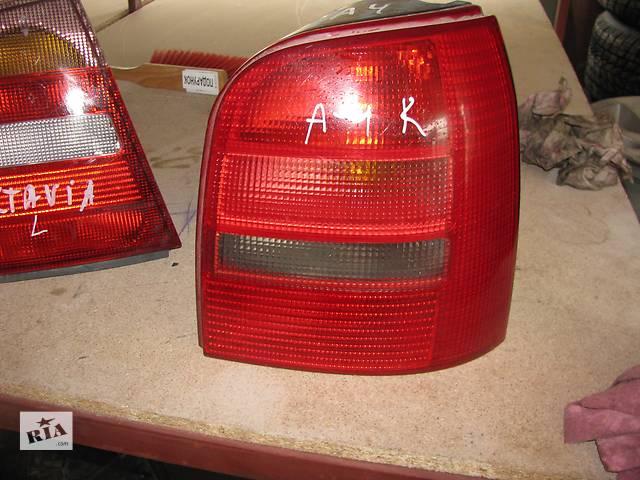 купить бу фонарь задний для универсала Audi A4 B5 1997 в Львове
