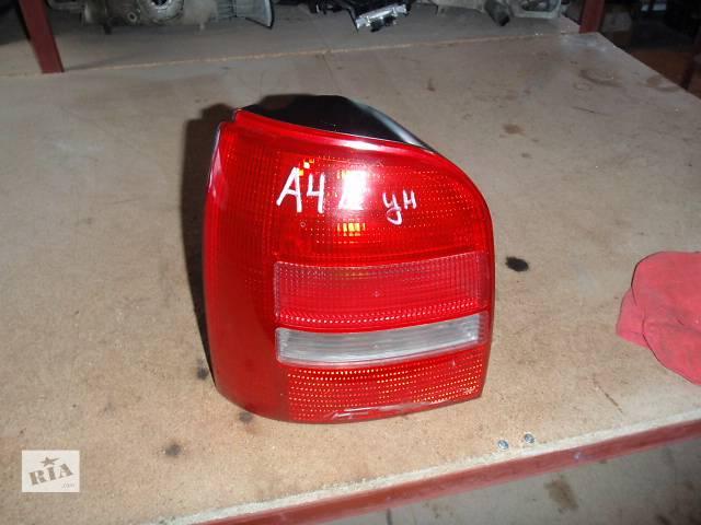 бу фонарь задний для универсала Audi A4 B5 2000 в Львове