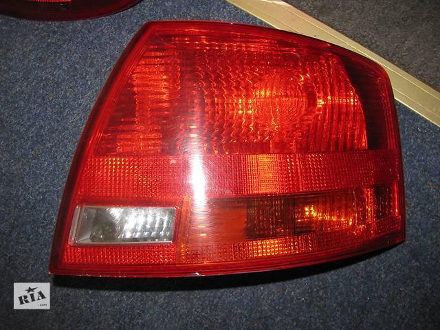 продам фонарь задний для универсала Audi A4 B7 2007 бу в Львове