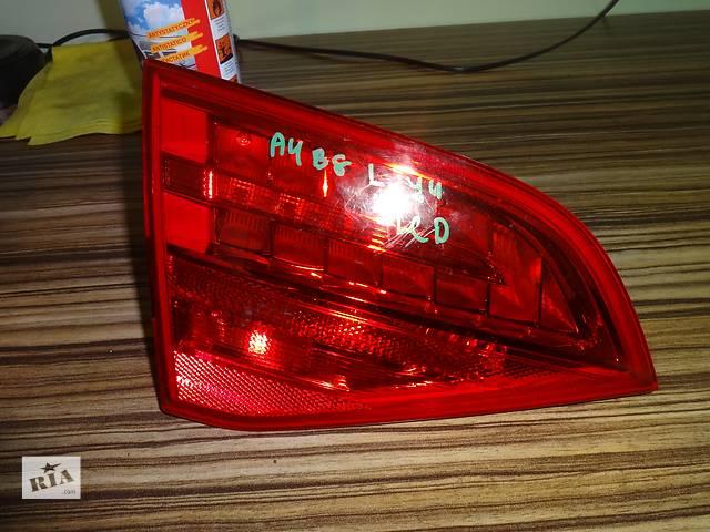 продам фонарь задний для универсала Audi A4 B8 2008-11 LED бу в Львове