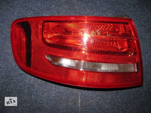 бу фонарь задний для универсала Audi A4 В8 Avant 2008-11 в Львове