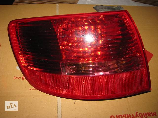 фонарь задний для универсала Audi A6 C6 2005-09- объявление о продаже  в Львове