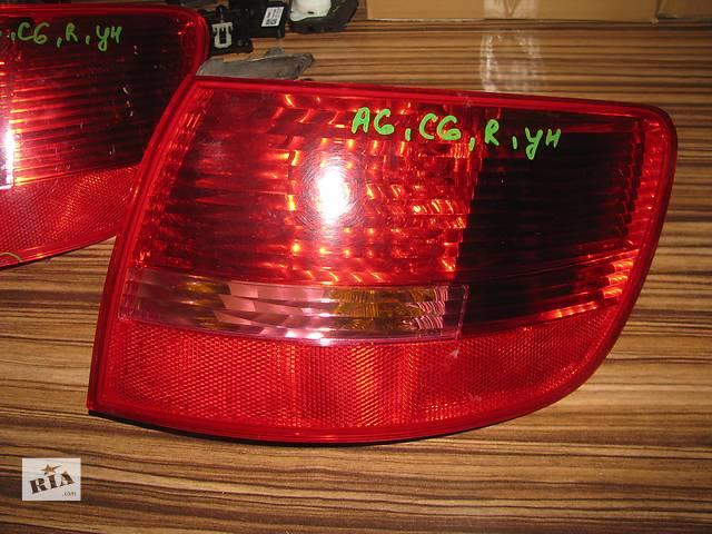 бу фонарь задний для универсала Audi A6 С6 Avant 2005-09 в Львове