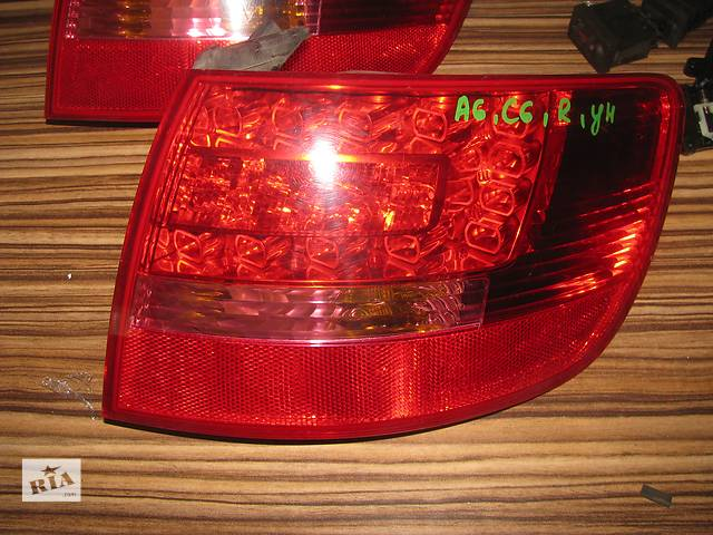 фонарь задний для универсала Audi A6 С6 Avant 2005-10 LED- объявление о продаже  в Львове