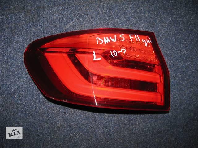 купить бу фонарь задний для универсала BMW 5 Series F11 2010-13 LED в Львове