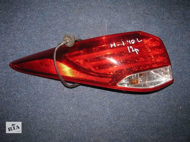 продам фонарь задний для универсала Hyundai i40 2012 бу в Львове
