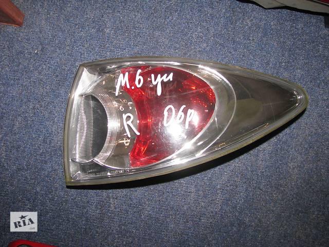 продам фонарь задний для универсала Mazda 6 2002-06 бу в Львове