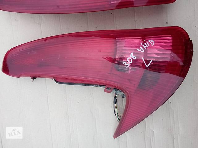 продам фонарь задний для универсала Peugeot 308 2008 бу в Львове