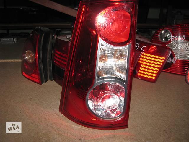 купить бу фонарь задний для универсала Renault Dacia Logan 2006-10 в Львове