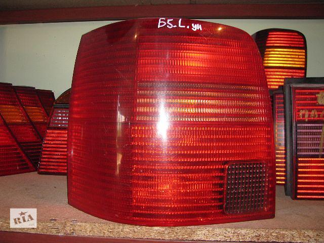 бу фонарь задний для универсала Volkswagen B5, 1998 в Львове