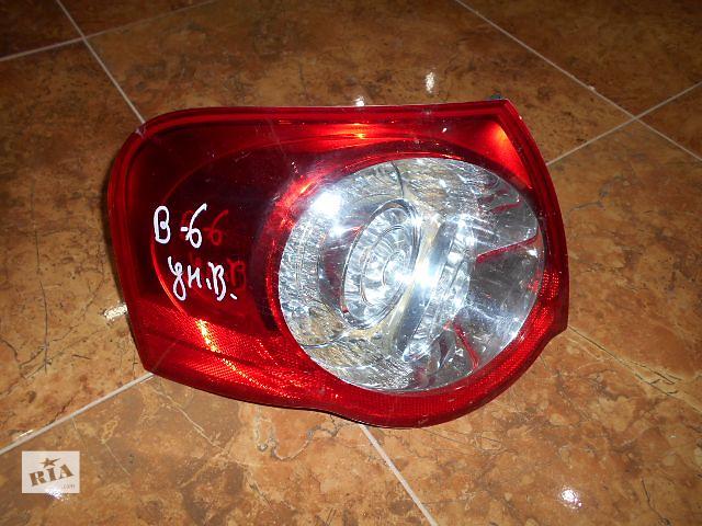продам фонарь задний для универсала Volkswagen B6, 2006 бу в Львове