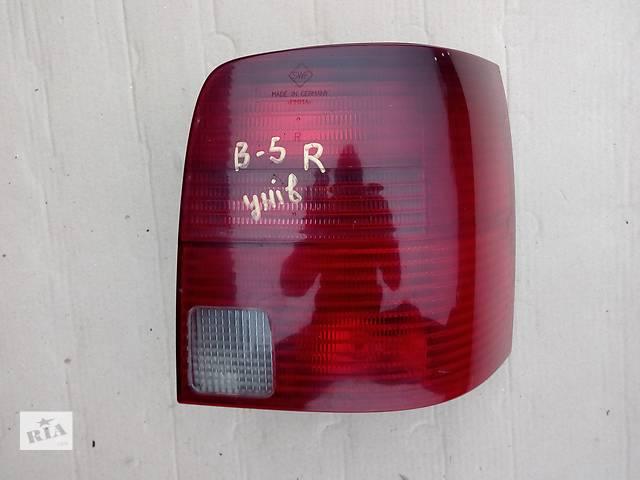 продам фонарь задний для универсала Volkswagen Passat B5 1999 бу в Львове