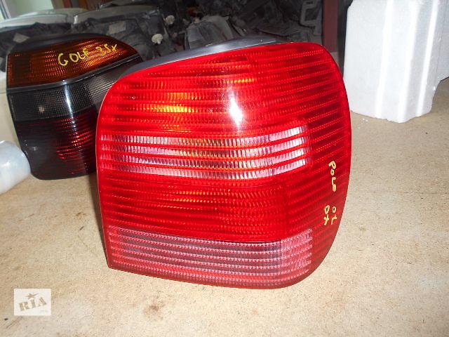 купить бу фонарь задний для Volkswagen Polo, 1999-01 в Львове