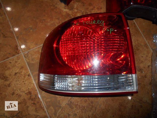бу фонарь задний для Volkswagen Touareg 2005 в Львове