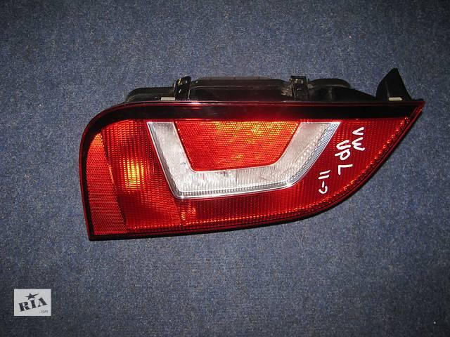 купить бу фонарь задний для Volkswagen Up 2012 в Львове